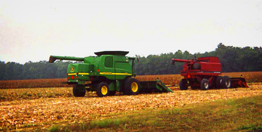 Why Crop Insurance? - Combines